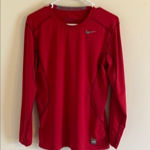 Nike Procombat long sleeve shirt